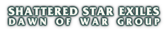 The Shattered Star Dawn of War Group Website
