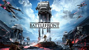Star Wars: Battlefront with STR