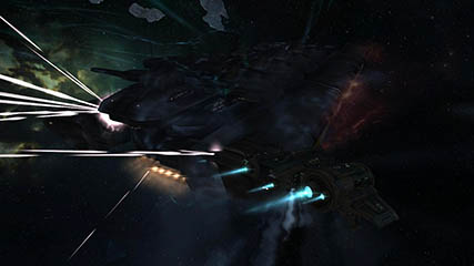 EvE Online: Whale Hunting