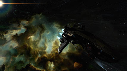 EvE Online: The Vengeance. Tech 2 Amarrian Assault Frigate