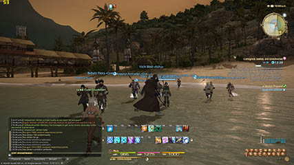 Final Fantasy XIV: QD's travels in Eorzea