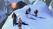 Guildwars: Another mountain view