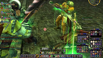 Lord of the Rings Online: Healing Syro