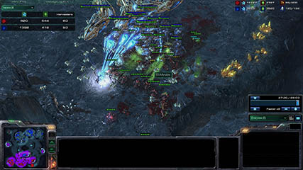 Other Games: Starcraft 2 - MS brings a rapid and decisive end to Anubis' Zerg experiment