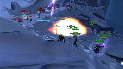 The Old Republic: PVP on Ilum