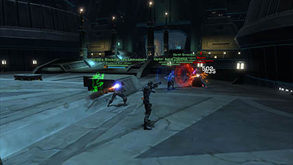 The Old Republic: SSX flashpoint run