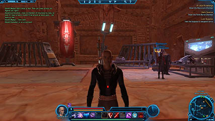 The Old Republic: Lordanubis the Sith Inquisitor