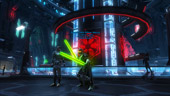 The Old Republic: Plague infected MS with containment officer title, infected companion and Black-Green colour crystals [Rakghoul Plague Event]