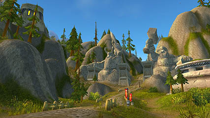World of Warcraft EU: Loch Modan