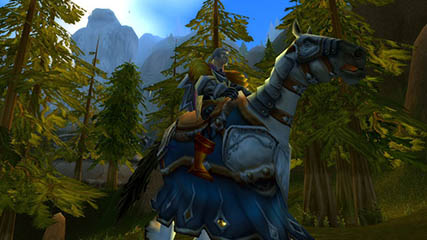 World of Warcraft EU: QD in the Hinterlands
