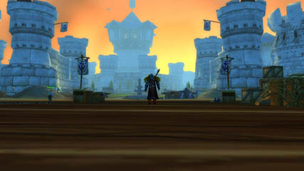 World of Warcraft EU: QD in Theramore