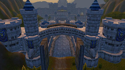 World of Warcraft EU: Stormwind