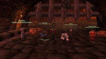 World of Warcraft EU: SSX 5 man Stratholme